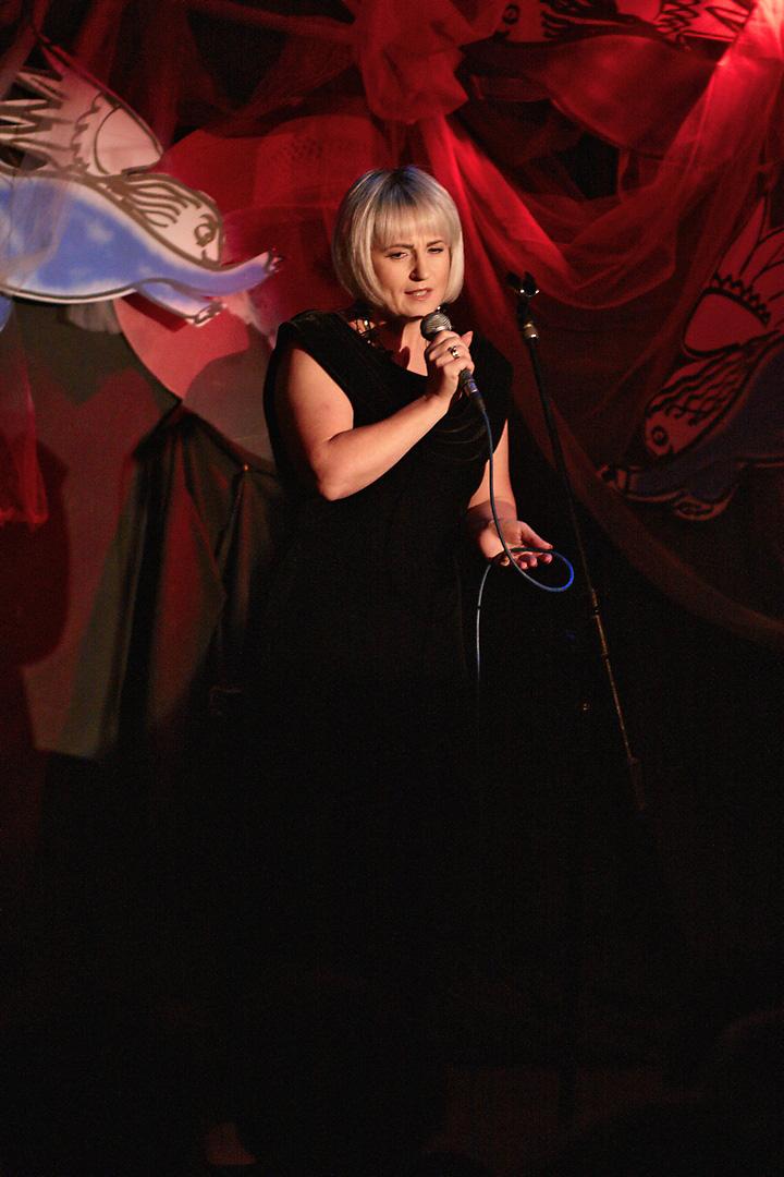 Eva - koncert w Piwnicy pod Baranami