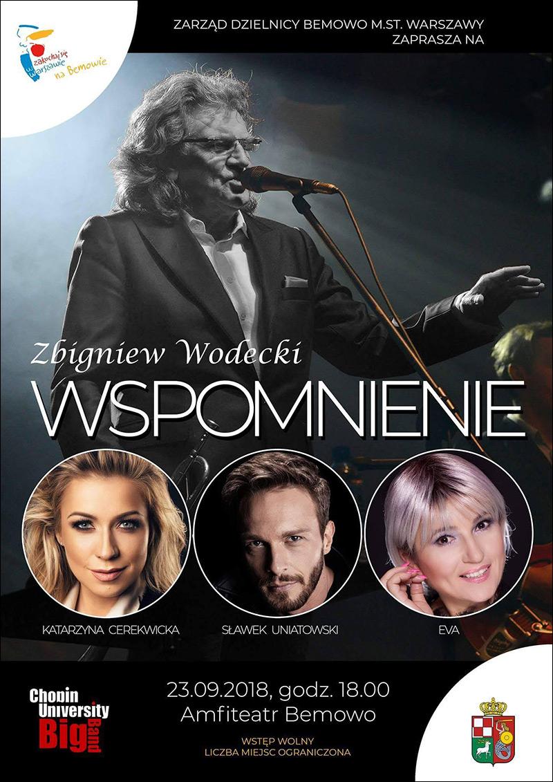 Koncert Bemowo Eva, Cerekwicka, Uniatowski